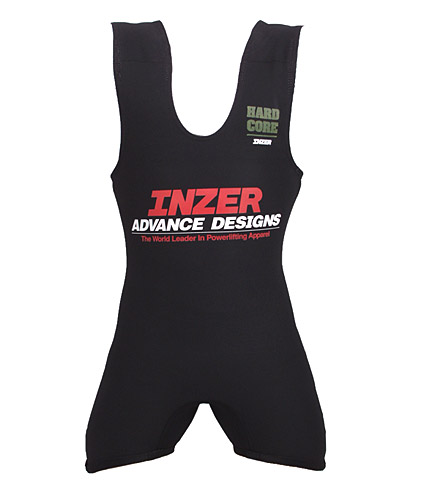 HardCore-Inzer Advance Designs, powerlifting gear squat suit