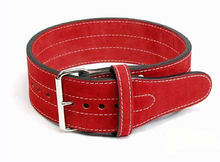 Load image into Gallery viewer, Forever Buckle Powerlifting Belt™ 10MM-Inzer Advance Designs, powerlifting belt is also enjoyed as a workout belt and weightlifting belt worldwide