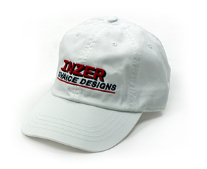 Red Logo Cap-Inzer Advance Designs