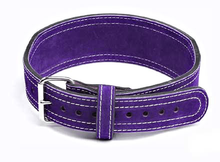 Load image into Gallery viewer, Forever Bodybuilding™ Tapered Buckle-Inzer Bodybuilding belt, weightlifting belt