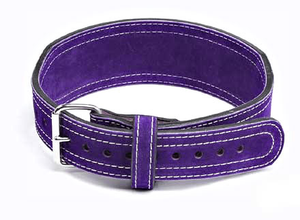 Forever Bodybuilding™ Tapered Buckle-Inzer Bodybuilding belt, weightlifting belt
