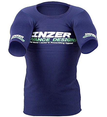 Extra High Performance HD Blast-Inzer Advance Designs, powerlifting gear bench shirt