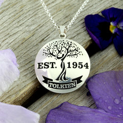 precision deep cut family tree necklace family tree jewelry family jewelry