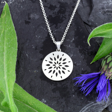 Pendant Necklace - Necklace with name - Sterling Silver Necklace - Design Jewelry - Design Your Own Jewelry - Design A Necklace - Engraving Necklace - Customize jewelry online
