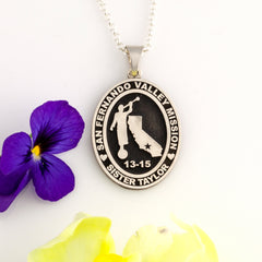 custom mission necklaces for missionaries mission pendants missionary jewelry