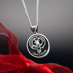 Family Crest Jewelry Family Crest Necklace Coat of Arms Jewelry
