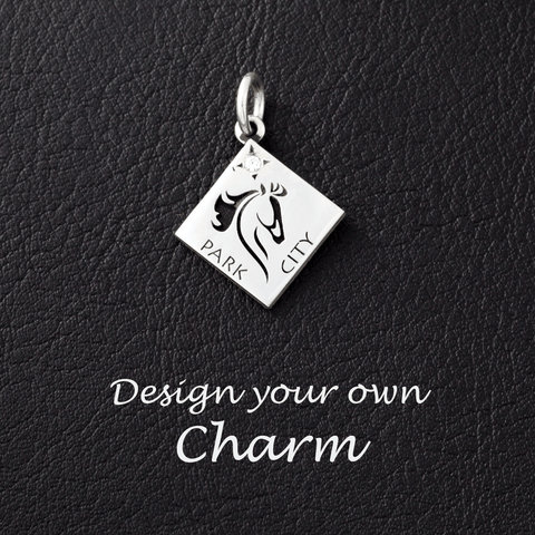 design your own charm customizable personalized jewelry