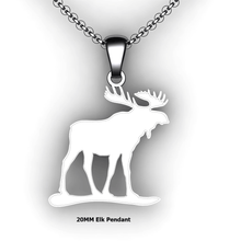 Load image into Gallery viewer, custom wolf necklace you design personalized wolf necklace customized jewelry