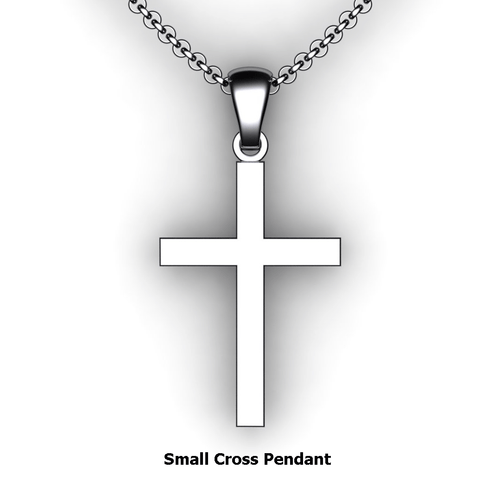 custom cross necklace you design personalized Cross necklace customized jewelry