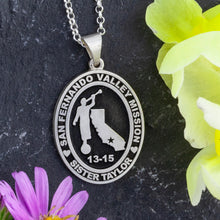 Load image into Gallery viewer, sister missionary - LDS jewelry - LDS gifts - LDS missionary gift - LDS missionary gift ideas - personalized jewelry