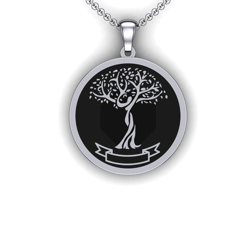 create a family tree gift - custom family tree necklace - family tree template - make your own custom necklace - personalized necklace for mom