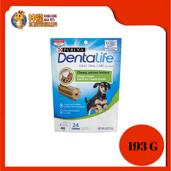 DENTALIFE MINI 6.8oz 193G