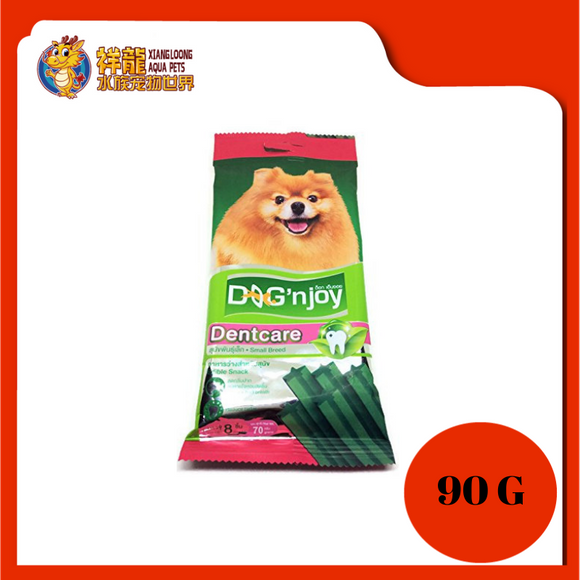 DOG'NJOY-DENTCARE(SMALL BREED)