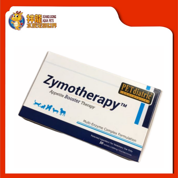 PETDIATRIC ZYMOTHERAPY APPETITE BOOSTER THERAPY (30 X 1000MG)