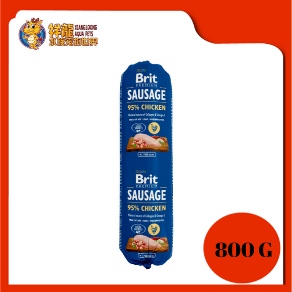 BRIT SAUSAGE 800G - CHICKEN