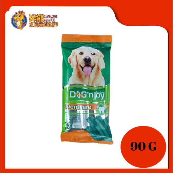 DOG'NJOY-DENTCARE(LARGE BREED)