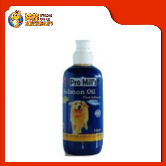 PROMILL'S SALMON OIL FOR DOG 250ML