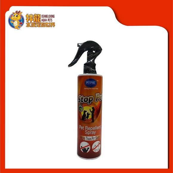 PETPAL STOP PET REPELLENT SPRAY 310G