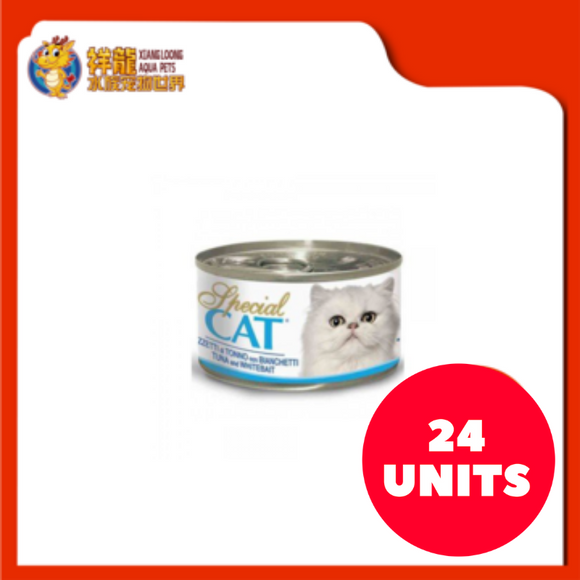 SPECIAL CAT TUNA & WHITEBAIT 95G (24XRM1.80)