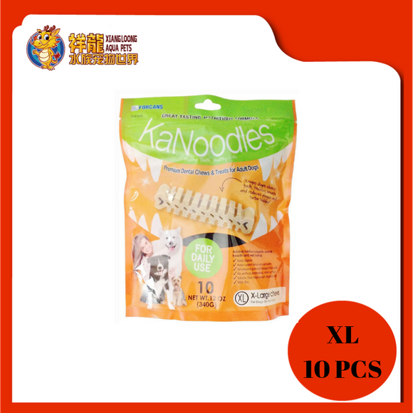 FORCANS KANOODLE PACKAGE-XL (F-K-106) 10PCS