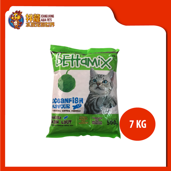 BETTAMIX OCEAN FISH CAT FOOD 7KG