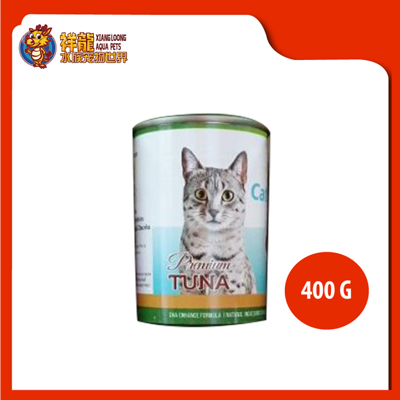 CAT'S AGREE PREMIUM TUNA 400G