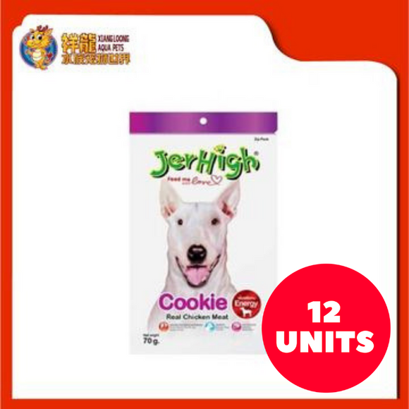 JERHIGH COOKIE 70G (12XRM5.94)