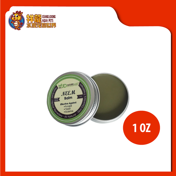 DR. JD NEEM BALM CREAM 1OZ
