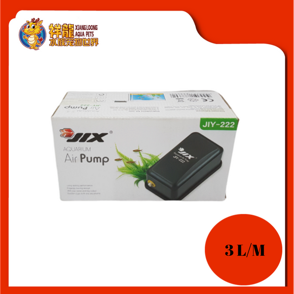 JIX 222 AIR PUMP 3W (AP8034)