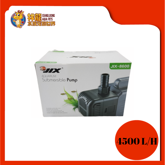JIX 8600 WATER PUMP 4500L (PH8035)