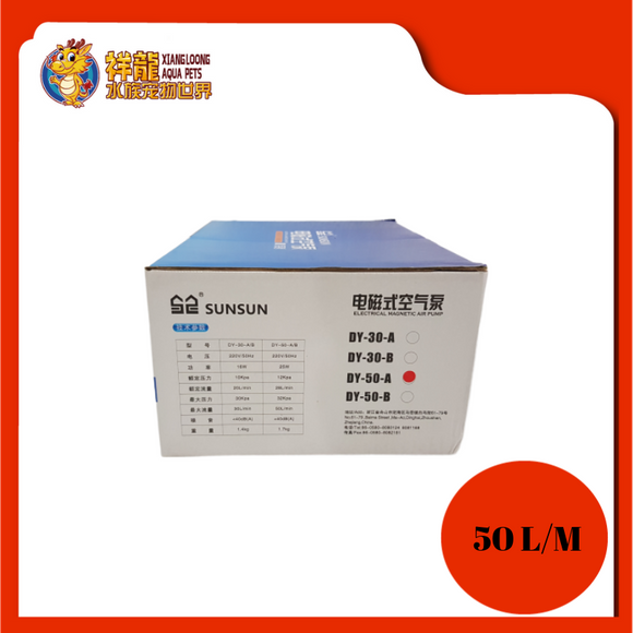 ELECTRICAL MAGNETIC AIR PUMP (DY-50A)