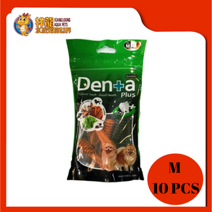 GOODIES DENTA PLUS (M) 10PCS