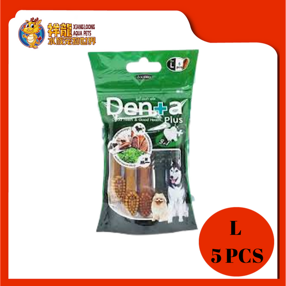 GOODIES DENTA PLUS (L) 5PCS
