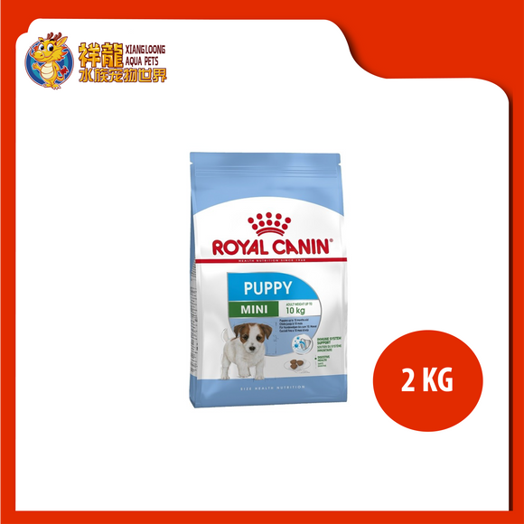 ROYAL CANIN MINI JUNIOR/PUPPY 2KG