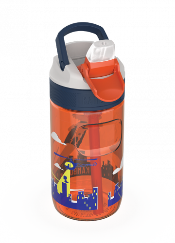 Flašica za vodu Lagoon 400 ml Flying Superboy