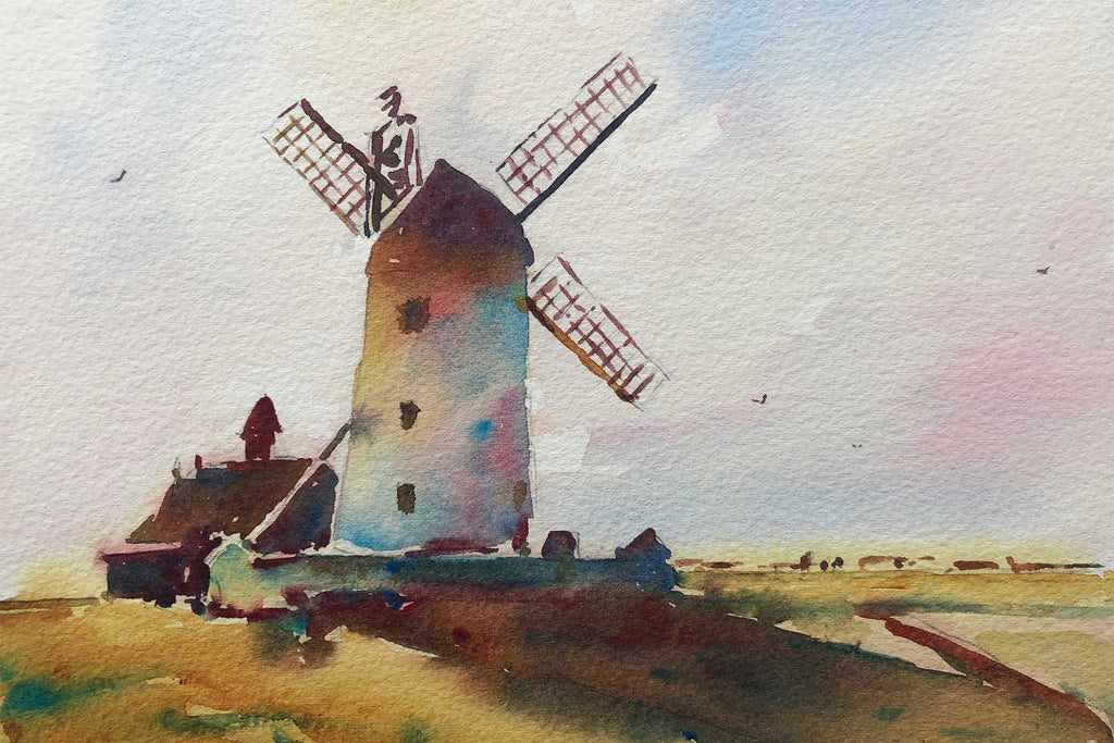 Lytham Windmill - Preview