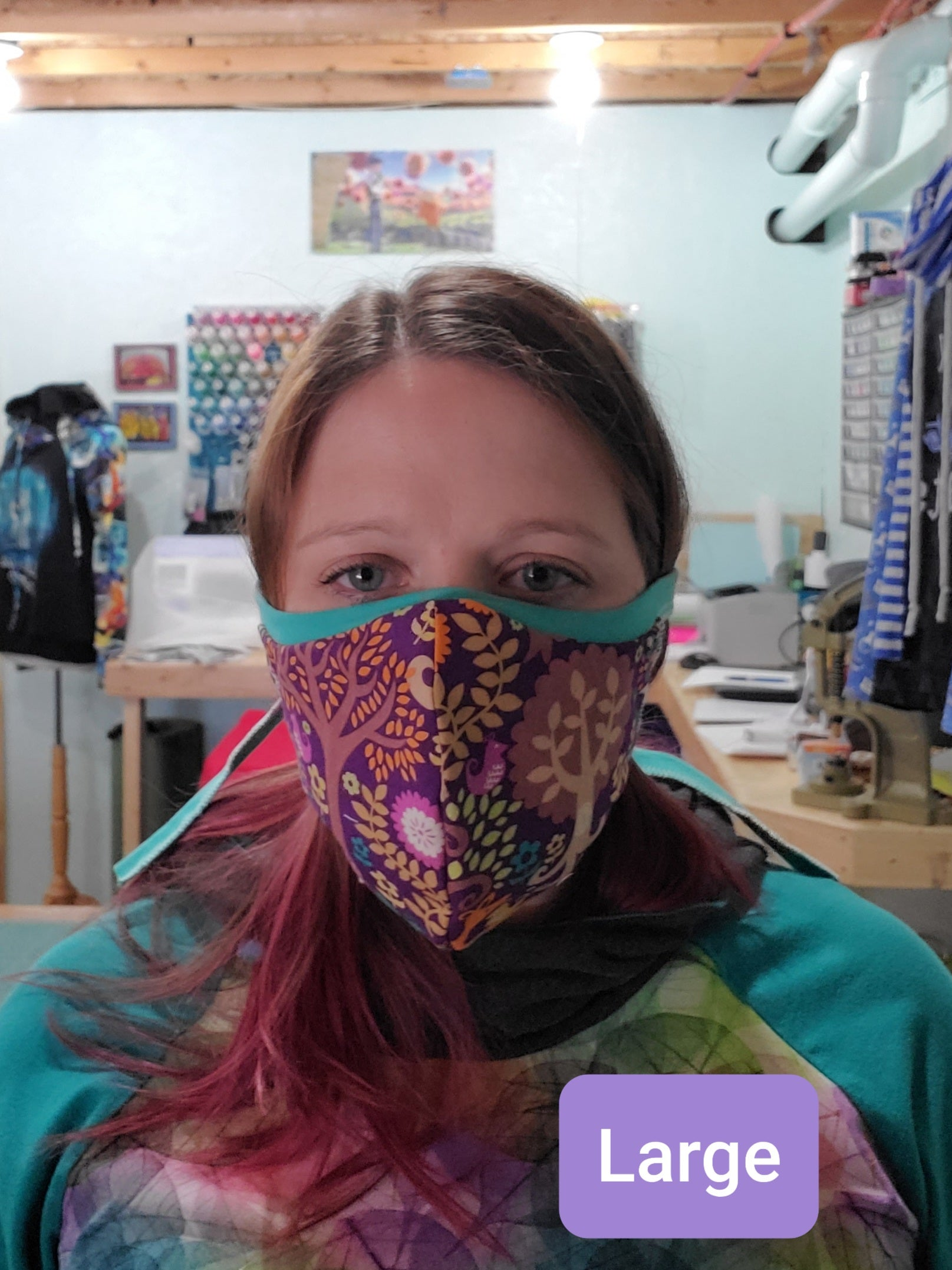 Cloth Masks - Reusable & Washable