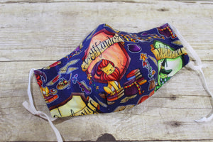 Cloth Masks - Reusable & Washable - Made to Order Group 2