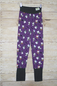 Potter Kitties on Purple Forever Fit Joggers