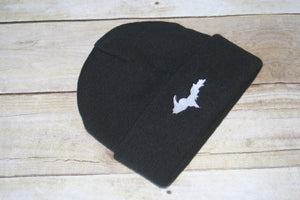 U.P. (Upper Peninsula) Embroidered Knit Beanie - Hat Child OS