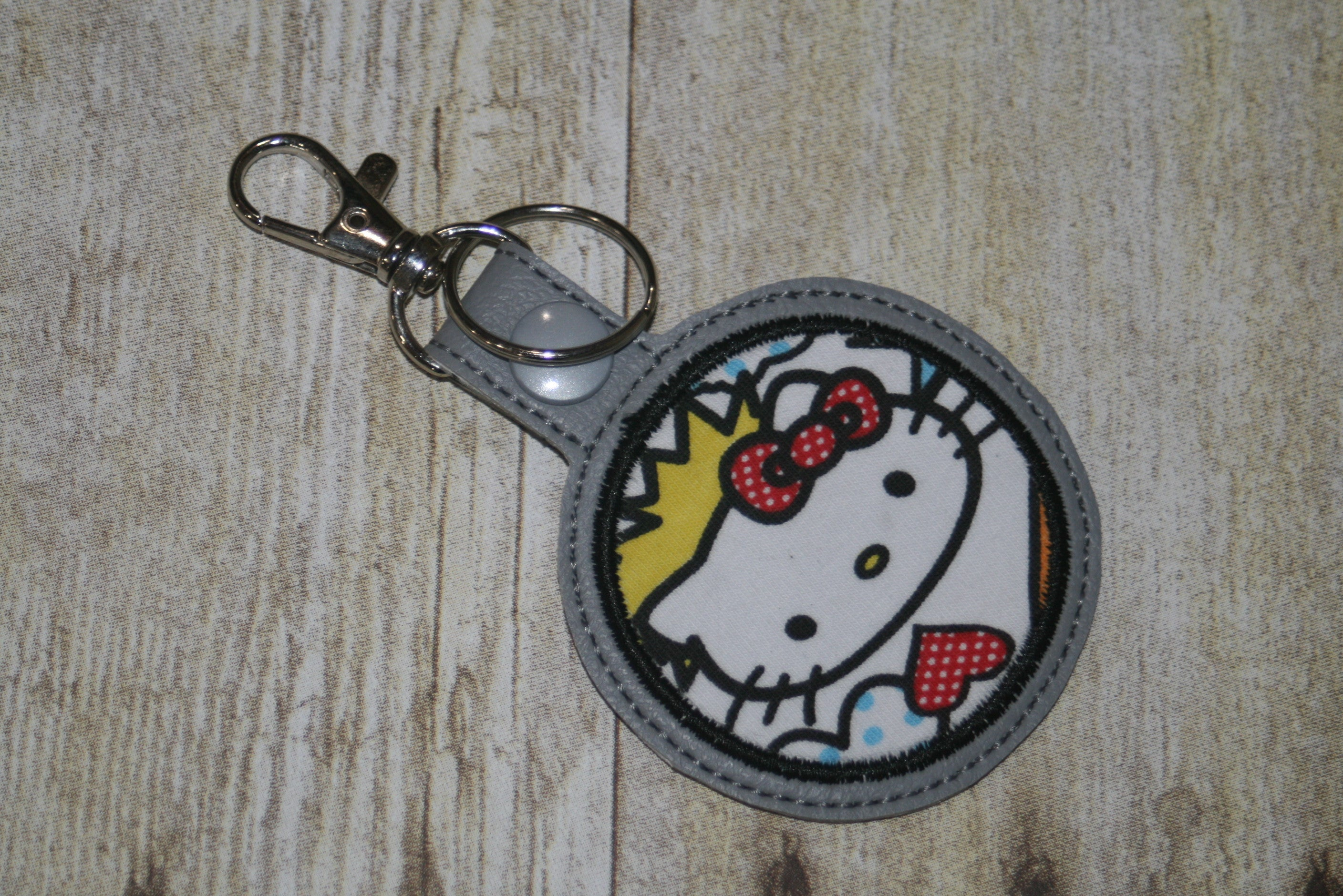 Round Key Chains - Group 2