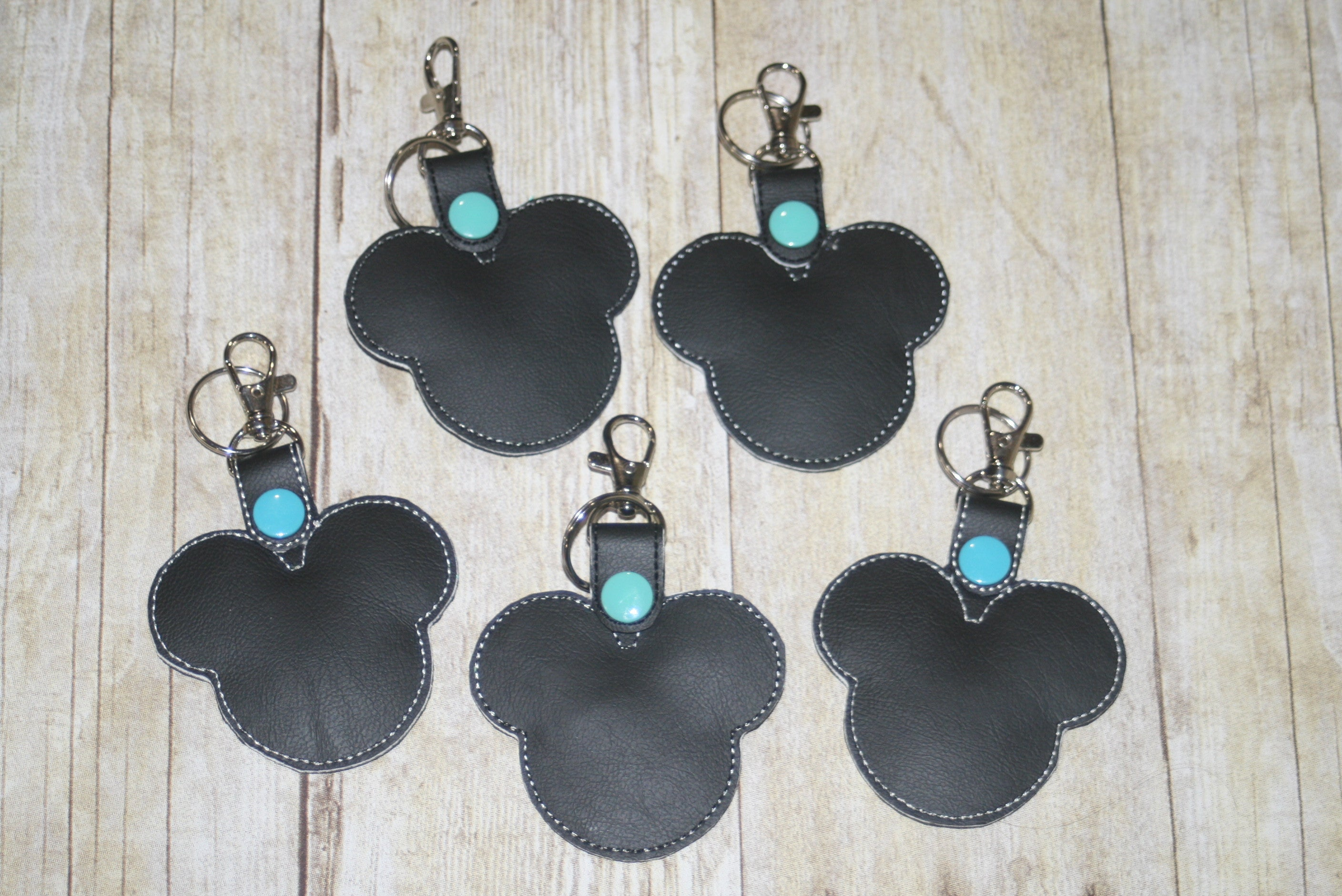 Mouse Shape Key Chains - Group 2