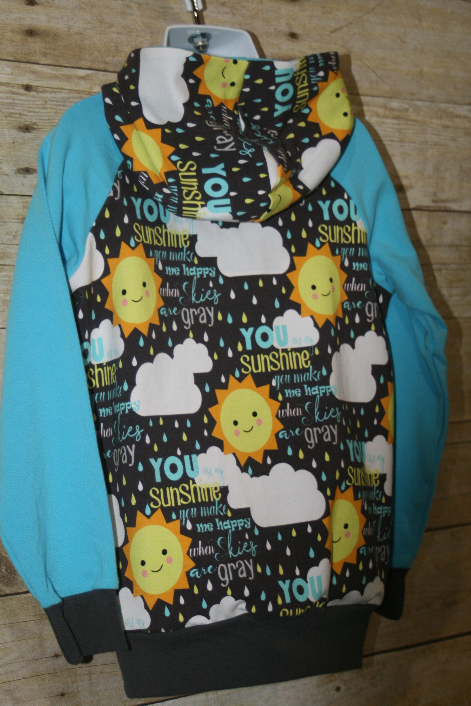 You Are My Sunshine Hoodie Size 4T
