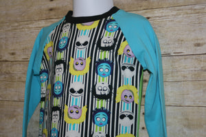 Creepy Cuties Long-Sleeve Tee Size 2T