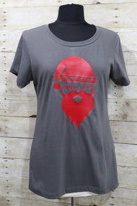 Don't Stop Believing Women's Cut Tee Size Extra Large
