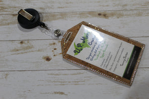 ID badge holder with Retractable Reel - Group 2
