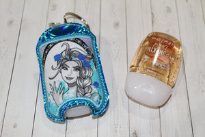 Hand Sanitizer Holder Keychain - Group 4