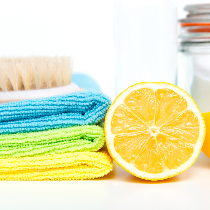 Organic Homemade Cleaning Solutions