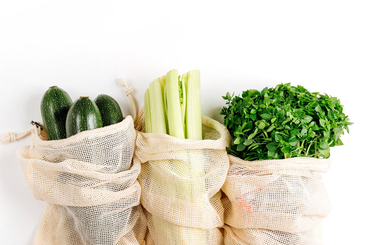 Five Reasons to Switch to Reusable Produce Bags