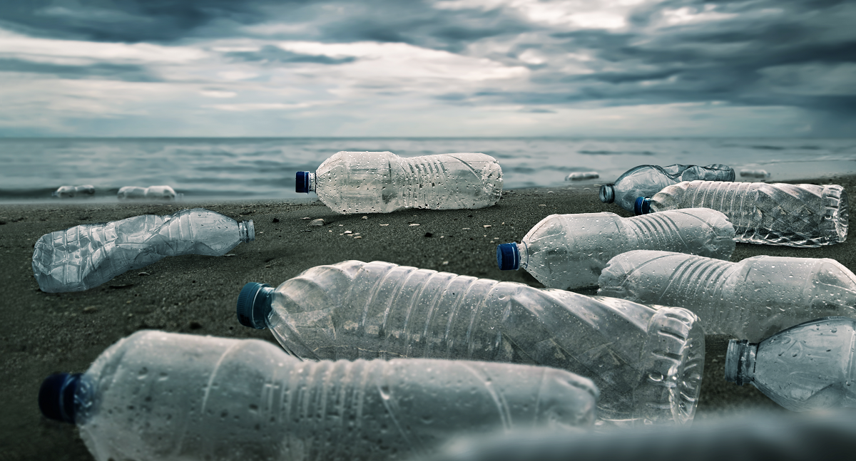 Plastic Water Bottle Pollution Facts